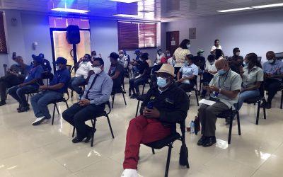 TRAFICO: Entrenamiento a Instituciones Gubernamentales y No Gubernamentales